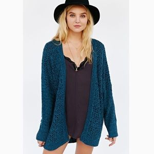 Urban Outfitters Kimchi Blue Milly Femme Cardigan